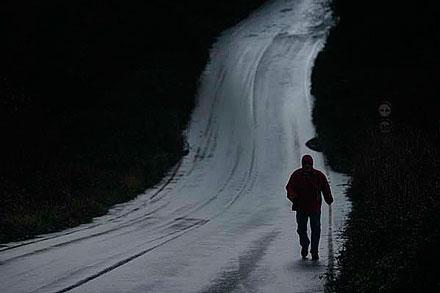 Camino. San Cristobal, 2008. © Miki López