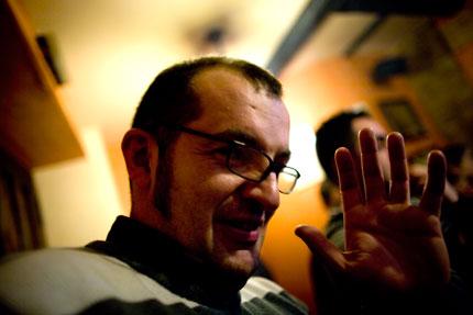 Jesús González, Avilés 2009. © Miki López