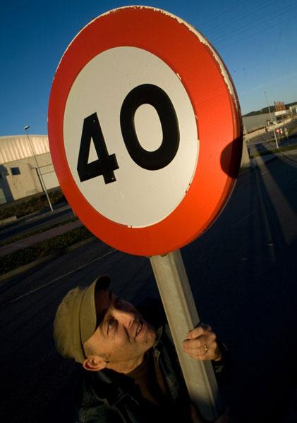 Alcanzando los 40. © Ricardo Solís