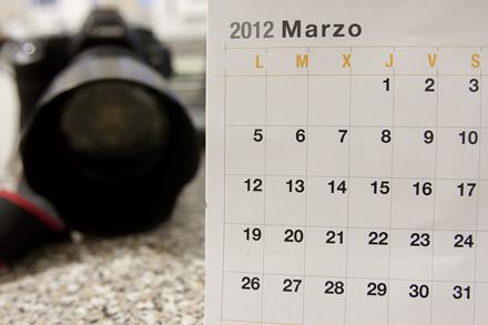 Marzo de 2012. © Miki López
