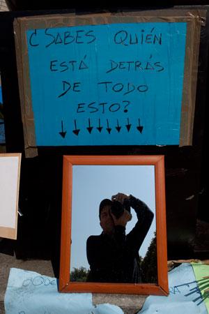 Autorretrato. Oviedo, 2013. © Miki López