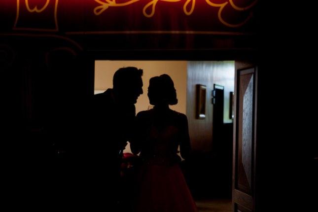 Alex y Amaya. Luanco, 22 de agosto de 2015. © Miki López