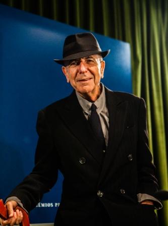 Leonard Cohen. Oviedo, 19 de octubre de 2011. ©Miki López
